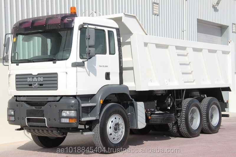 MAN 33.360 6x4 Tipper Truck
