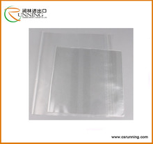 A4 A5 transparent plastic book cover notebook clear PVC book cover
