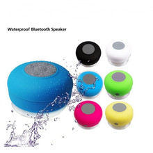 2017 Hot Sale Speaker Professional Waterproof Bluetooth Speaker for Bathroom