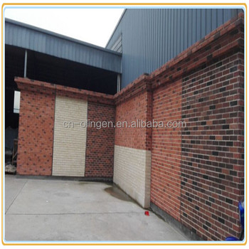 Fiber Cemmernt Cladding Brick Exterior Wall Panel Buy Fiber Cemment Exterior Brick Panel
