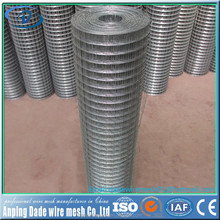 building construction Cheap Heavy Duty 13 Gauge hot dip Galvanized Welded Wire Mesh