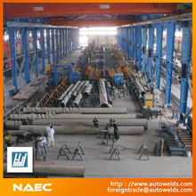 Automatic Pipe Spooling Fabrication Production Line