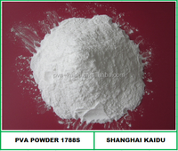 Cold water dissolved PVA Powder 217S for glue