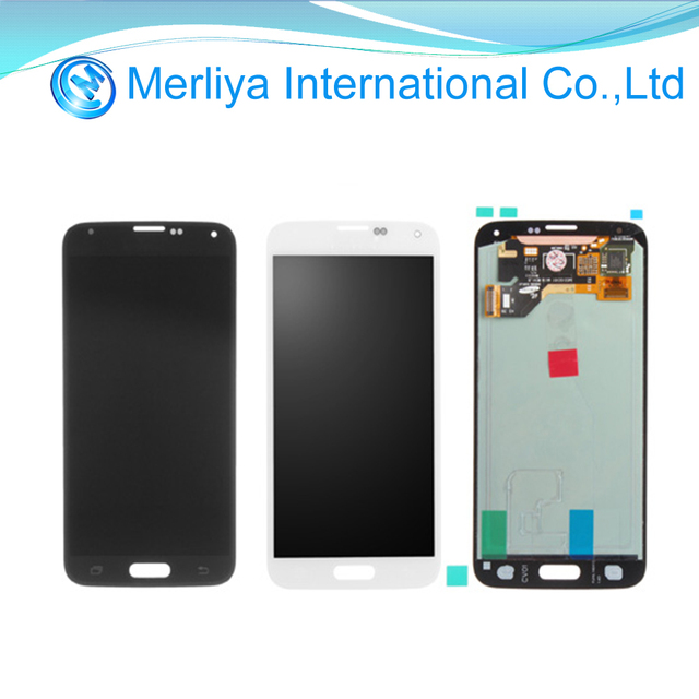 Hot sell Original lcd and digitizer assembly for sam galaxy s5 with good price