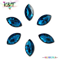 Fashion pointback Rhinestones Gems