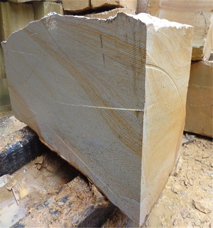 Loma yellow wooden sandstone, honed sandstone, sandstone blocks price