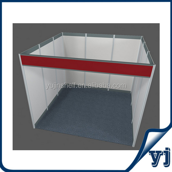 High quality standard booth/ trade show booth display / modular stand exhibition for carton fair/exhibits