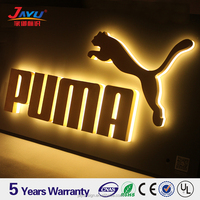 Best selling products backlit wooden alphabet letters,high bright led light box,advertising sign