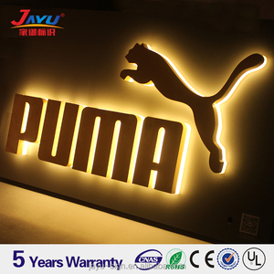Best selling products wooden imitated outdoor backlit led sign