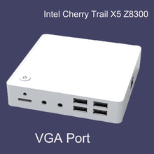 Made in China Win 10 Mini PC + WIFI router ,HDMI + VGA out put, Intel Z8300 , 2G 32G, NUC