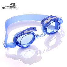 Free Sample Anti-fog adult casual cheap swimming goggles