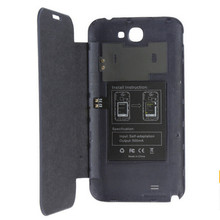 Wireless Battery Charger Case for Samsung Galaxy Note2 N7100