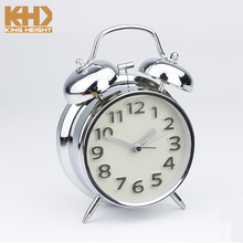 KH-0240 Kingheight Metal Time Alarm Table Premium House Numeric Clock For Sale