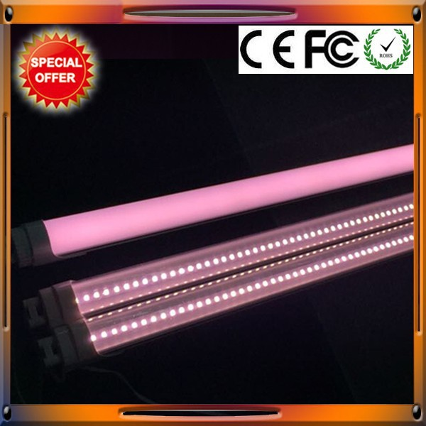 Factory good quality led red tube animals x tube