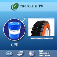 Oilr Resistant polycaprolactone polyurethane prepolymer for tire