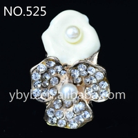 flower Jewelry diy accessories metal ornaments diy accessories with buckle accessories - 525
