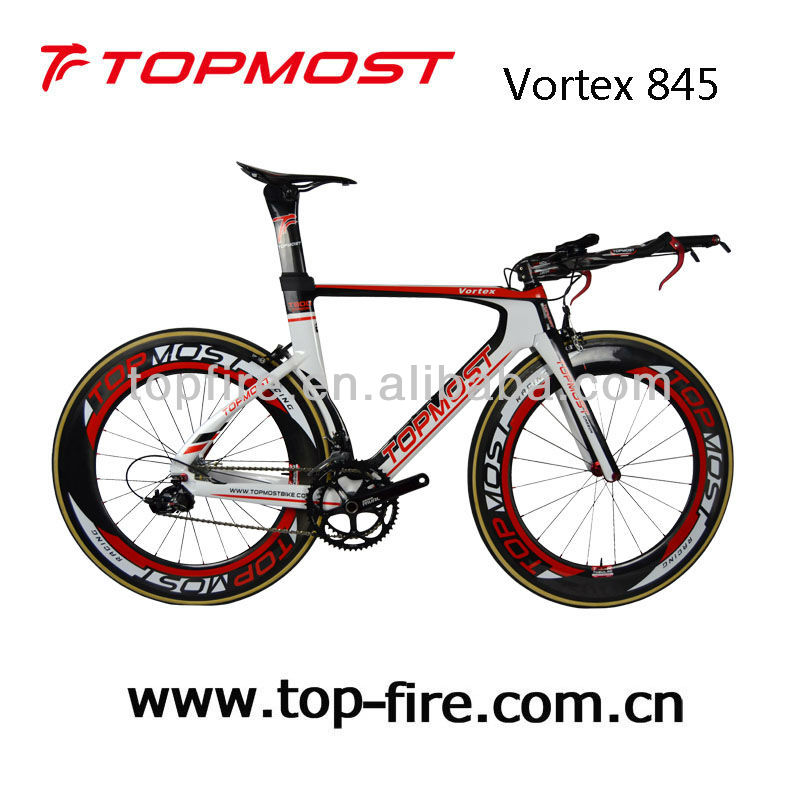 2013.hot selling complete carbon Time Trial bike (FM-R845)