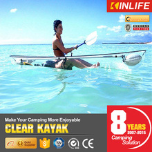 2015 New Cool Sea Glass Kayak from China