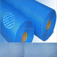 Alkali resistant fiberglass mesh used in construction