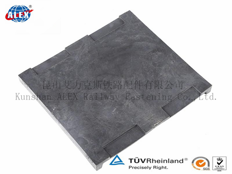 Railway Rubber Pad Under Track,Standard Rail Pad (E TYPE)