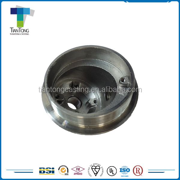 Highly skilled manufacturing anodizing stainless steel ball valve parts