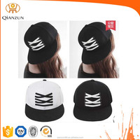 2014 Fashion Hip Hop Baseball Caps Custom Flat Brim Lace Baseball Hat