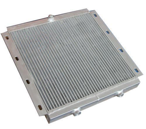 Air Compressor Cooler : Air diffuser hydraulic oil cooler for compressor radiator