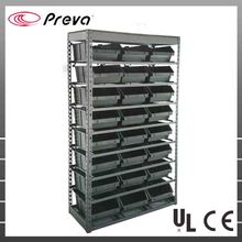 Single Sided Bin Storage Rack New Design Factory Price