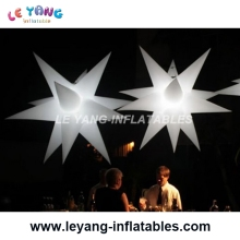 Special Design Inflatable Colorful Decorative Star