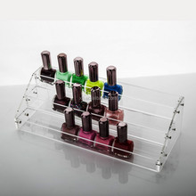Customized Eco-Friendly clear acrylic Electronic cigarette rack