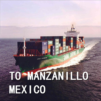 OCEAN Freight from SHANGHAI to MANZANILLO MEXICO