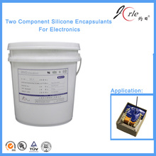 two agent silicone electrical insulating gel