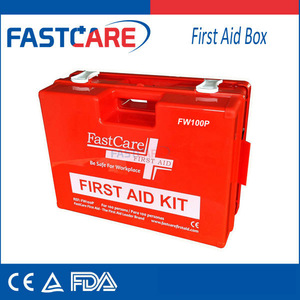 2014 Cheap Private label first aid kit With CE FDA