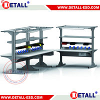 Multi Functional Stable Electrical Work Benches with Perforated Frame