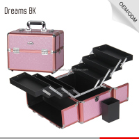 Excellent Aluminum Makeup /cosmetic beauty display case