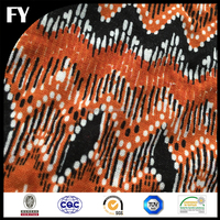 Factory high quality digital printing handkerchief cotton fabric