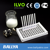 Antibiotics residues test kit beta-lactam + tetracycline combo milk test kit