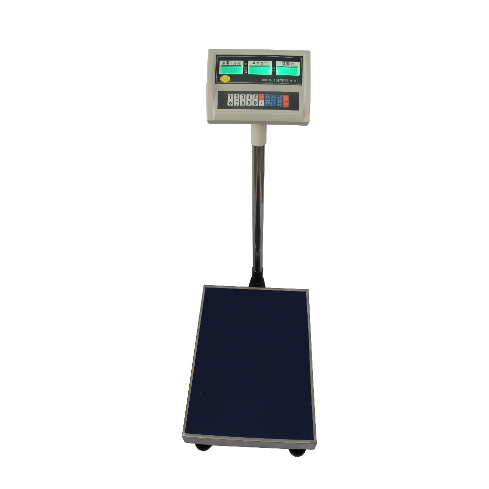 100Kg Portable Platform Digital Weighing Scales