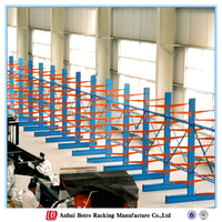 Hot Sale Cantilever Racking lifted storage rack