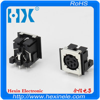 With RoHS certification electrical connector with black housing ,competitive price