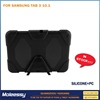 3 in 1 case leather stand 7 inch universal tablet case for samsung tab 3 p5200