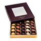paper cardboard packaging rigid gift boxes for chocolate truffle