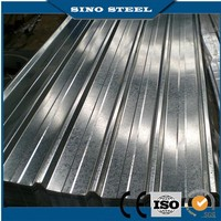 Hot dipped galvanized container corrugated steel plate