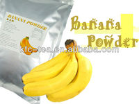 Customized label banana milk tea powder