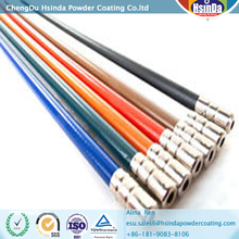 Ral color Epoxy polyester powder coating for brake pipe