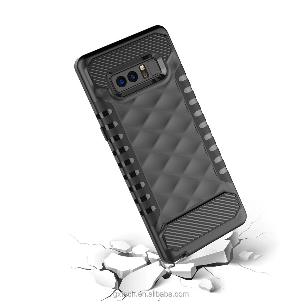 Lozenge Phone Case for Samsung Note8 Back Cover