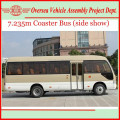 2015 brand new made-in-China coaster 30 seater bus for sale