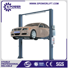 2 post hydraulic automobile lift machines for car maintenance