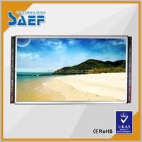 18.5 Inch Indoor Network LCD Digital Advertising lcd displsy Signage