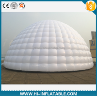 giant inflatable tent inflatable outdoor tent inflatable igloo tent for rental